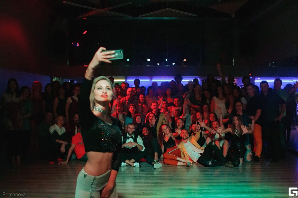 Школа танцев Челябинск