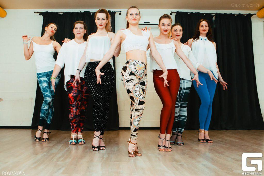 Танцы для девушек в Челябинске