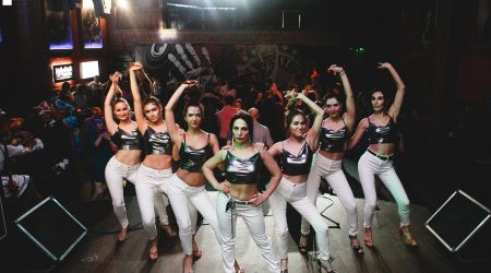 Танцы для девушек