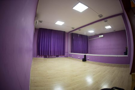 Аренда зала для танцев